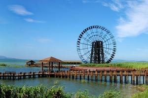 扬州到无锡雪浪山(薰衣草)、太湖长广溪湿地公园一日游