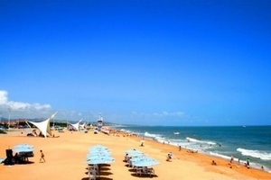 扬州到日照万平口海滨浴场、山海天海滨浴场双沙滩亲海二日游