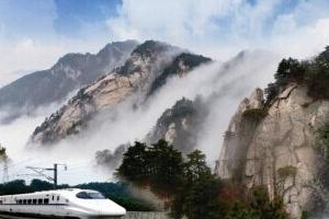 扬州到天堂寨、白马大峡谷、天水涧皮筏漂流二日游