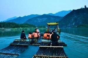 扬州到浙西大峡谷、大明山、大明湖踏青赏春二日游