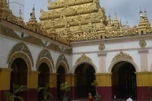 合肥出发到缅甸4晚5日深度游(MU直飞,可配全国联运)