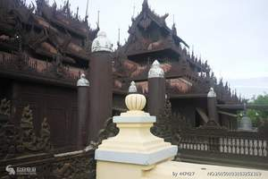 昆明到缅甸旅游曼德勒、内比都、蒲甘双飞5天4晚纯玩东航直飞