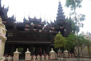 ◆南宁、缅甸仰光、内比都、蒲甘、曼德勒三飞6日游