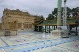缅甸旅游、缅甸仰光、内比都蒲甘 曼德勒香港七天深度探秘之旅
