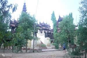 郑州到缅甸包机旅游_曼德勒+敏贡+眉谬+因瓦古城5晚7日游