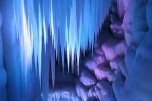 银川到万年冰洞旅游/银川出发到山西万年冰洞、马仑草原三日游