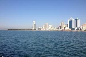 西安到日照、青岛、威海、烟台、蓬莱大巴六日游 赠2个4A景区