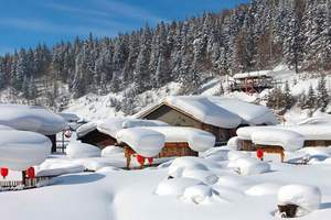 南宁到哈尔滨旅游线路_哈尔滨、亚布力滑雪、雪乡农家乐双飞六日