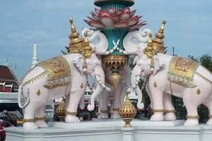 曼谷 芭提雅 清迈6晚8天 龙虎园+鳄鱼表演长尾船畅游湄南河