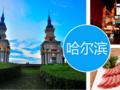 冬天去哈尔滨滑雪团_郑州到哈尔滨滑雪双卧6日游_哈尔滨旅游团