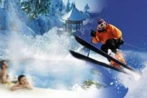 2018年元旦一日游去哪里好 青岛到五莲山滑雪+采摘一日游