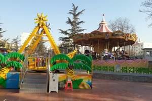 哈尔滨永泰城一日游门票-永泰城主题乐园在哪里-永泰城好玩吗