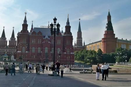 福州到俄罗斯 莫斯科+圣彼得堡 纯玩8天