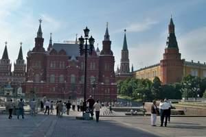大连去俄罗斯旅游_北京莫斯科圣彼得堡经典7日_俄罗斯旅游