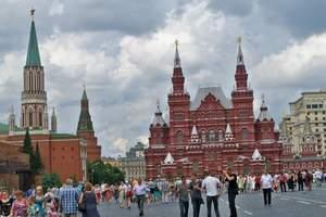 新疆到俄罗斯8日游,乌鲁木齐-新西伯利亚--莫斯科-圣彼得堡