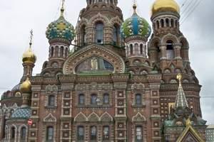 俄罗斯一地_经典双城_谢镇_浪漫庄园 8天_北京到俄罗斯旅游