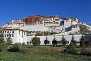 臻品西藏--布达拉宫、林芝、鲁朗、日喀则、纳木错12日