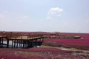 郑州出发到醉美红海滩、雄伟老龙头双卧5日游