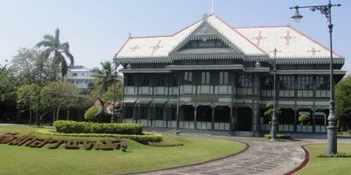 玛哈泰寺(曼谷)
