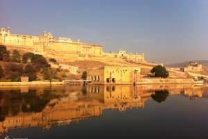 印度旅游、报团去印度金三角+孟买6天4晚五星全景游