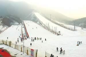 西部长青-冰雪小镇室内滑雪馆周末门票
