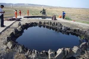 新疆天山天池雪景、火洲吐鲁番、鄯善库姆塔格沙漠双飞五日