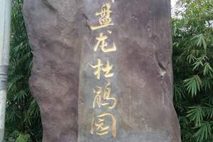 永州到湘潭盘龙大观园赏花、观景、花花世界二日游