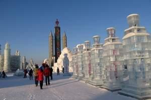 淄博春节到哈尔滨、横道河子、林海雪原、亚布力戏雪五日游