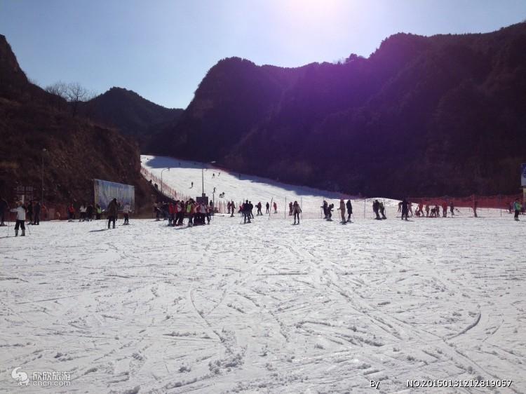 永年佛山滑雪