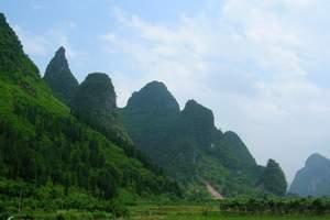 石家庄到桂林纯玩旅游团    石家庄到桂林双卧往返六日游