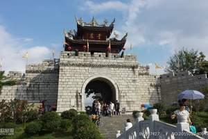淄博去贵州贵阳黄果树瀑布、西江苗寨、青岩古镇双飞5日游