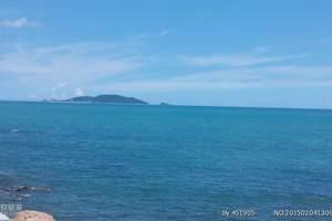 海南三天两晚游 爱尚分界洲 畅游海岛 特色美食 超出预想