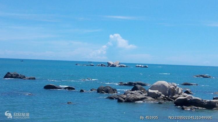 【特价旅游】海南好玩景点天涯海角、分界洲岛双飞6日游