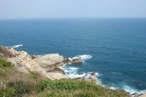 日照赶海 青岛海洋世界 黄岛金沙滩 海上世园会三日游