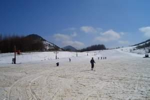 百里荒滑雪自驾游-宜昌百里荒滑雪自驾一日游攻略
