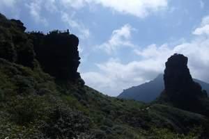 重庆周边好玩的地方 涪陵武陵山大裂谷、美心红酒小镇一日游
