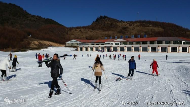 湖北神农架旅游滑雪场门票