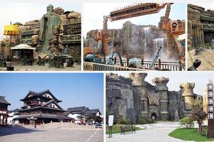 全球首家春秋文化主题梦幻乐园——苏州到常州淹城春秋乐园一日游