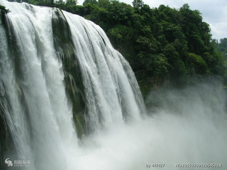 黄果树大瀑布图片