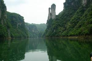 广西桂林怎么玩?湘潭出发到桂林漓江阳朔西街汽车三日游 0自费
