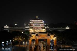 重庆夜景游 重庆看夜景哪里比较好 重庆南山一棵树看夜景一日游