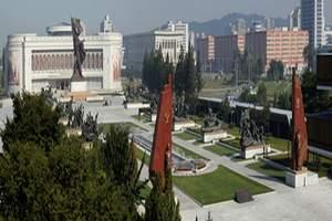 神秘朝鲜艺术之旅北京起止朝鲜双飞5晚6日游