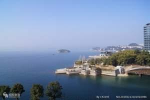 十一旅游线路推荐 青岛到黄山、宋城老街、千岛湖大巴4日游