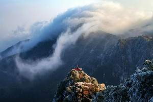 去庐山旅游一天需要多少钱?九江出发到庐山一日游 庐山旅行社
