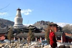 五台山二日游_五台山殊像寺、明月池、黛螺顶祈福之旅