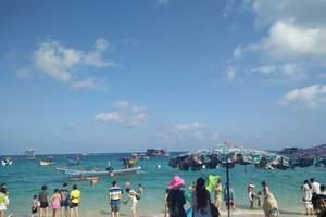 泰国+普吉岛6日5晚跟团游【唯美蓝湾】PP岛、蓝钻珊瑚岛
