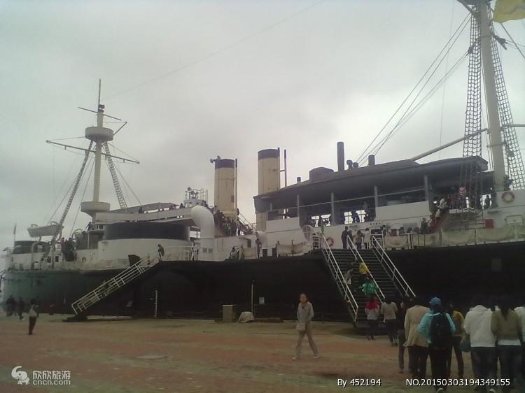 烟台威海蓬莱/刘公岛+蓬莱阁大巴4日游