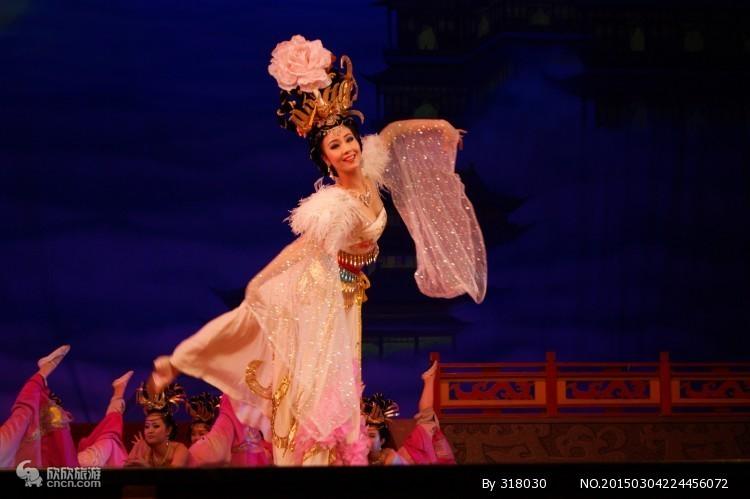 陕西歌舞剧院《大唐乐舞》