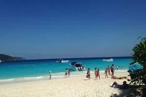 泰国顶级五星万豪旅游团【尽享沙美岛+曼谷+芭提雅六天】无自费