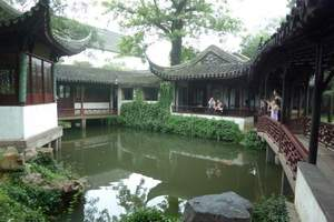 杭州出发 苏州园林纯玩一日游